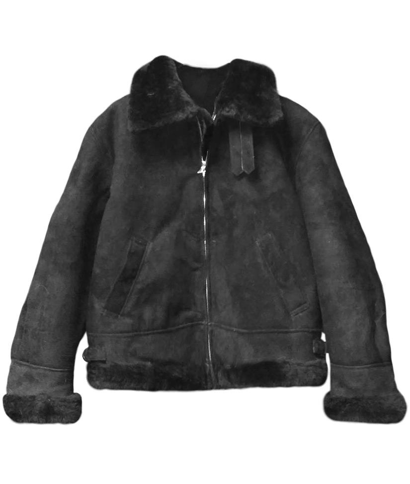Нагольная Летная Куртка Купить В